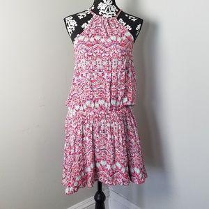 Free People boho summer flowy dress extra small